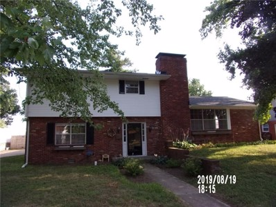 1615 Forest Drive, Columbus, IN 47201 - #: 21662849