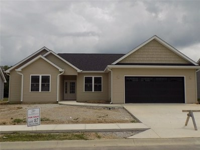87 Briarwood Court, Greencastle, IN 46135 - #: 21662863