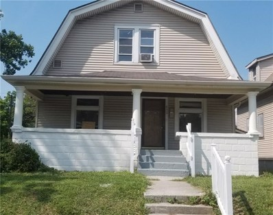 652 Congress Avenue, Indianapolis, IN 46208 - #: 21662871