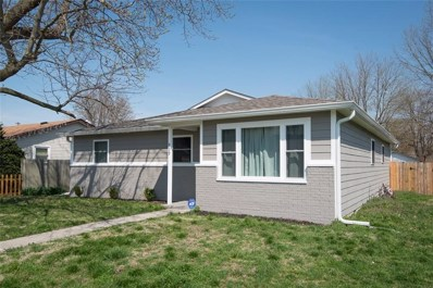 939 S Lincoln Street, Martinsville, IN 46151 - #: 21662890