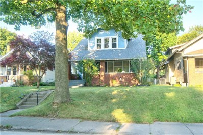 745 N Bancroft Street, Indianapolis, IN 46201 - #: 21663091