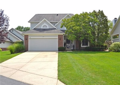 3539 Clearwater Circle, Indianapolis, IN 46240 - #: 21663113