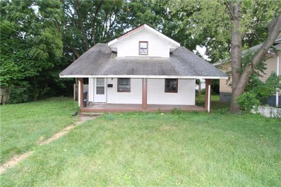 421 W 39th Street, Indianapolis, IN 46208 - #: 21663114