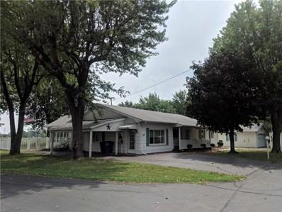 548 N Knightstown Road, Shelbyville, IN 46176 - #: 21663318