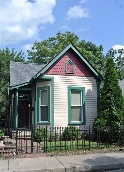 829 Wright Street, Indianapolis, IN 46203 - #: 21663326