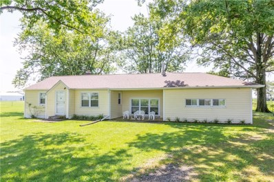 1221 W 1100 North, Fountaintown, IN 46130 - #: 21663369