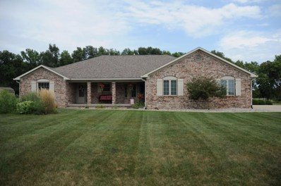 7632 S Hyland Meadows Drive, Knightstown, IN 46148 - #: 21663384