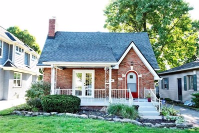 5441 N Broadway Street, Indianapolis, IN 46220 - #: 21663529
