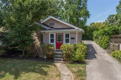 6264 N Central Avenue, Indianapolis, IN 46220 - #: 21663623
