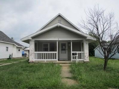 720 S A Street, Elwood, IN 46036 - #: 21663640