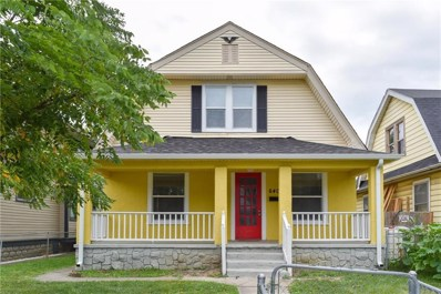 640 N Oakland Avenue, Indianapolis, IN 46201 - #: 21663663