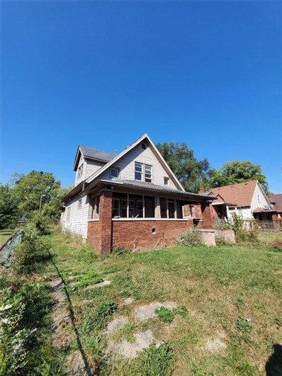 2854 N Station Street, Indianapolis, IN 46218 - #: 21663671