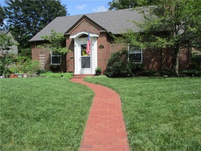 5709 Broadway Street, Indianapolis, IN 46220 - #: 21663673