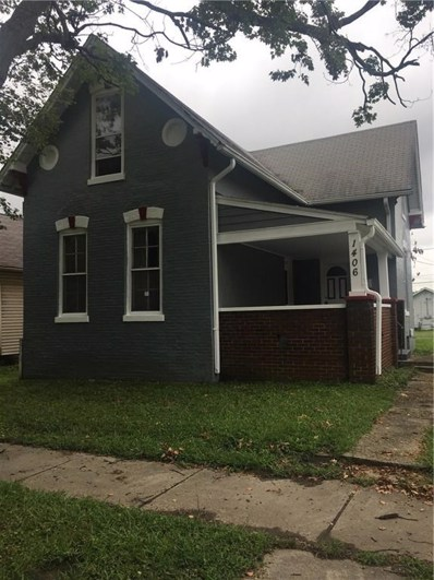 1406 E Kelly Street, Indianapolis, IN 46203 - #: 21663695