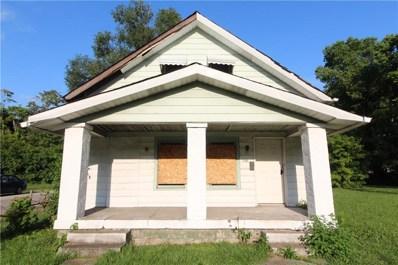 2197 N Dexter Street, Indianapolis, IN 46202 - #: 21663889