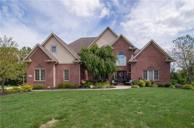 8017 Shady Woods Drive, Indianapolis, IN 46259 - #: 21664135