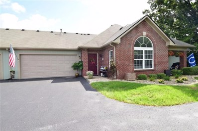 2712 Reflection Way UNIT 1, Greenwood, IN 46103 - #: 21664263
