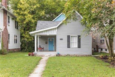 112 N Dequincy Street, Indianapolis, IN 46201 - #: 21664366