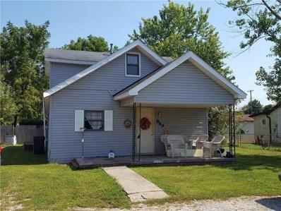869 S Grant Street, Martinsville, IN 46151 - #: 21664560