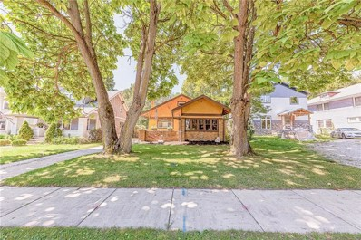 4234 N College Avenue, Indianapolis, IN 46205 - #: 21664736