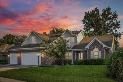 7935 Meadow Bend Drive, Indianapolis, IN 46259 - #: 21664843