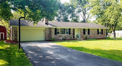 378 Shadow Hill Drive, Greenwood, IN 46142 - #: 21665057