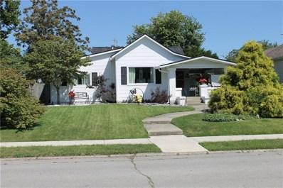 1014 S B Street, Elwood, IN 46036 - #: 21665149
