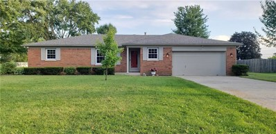 1705 Chapman Drive, Greenfield, IN 46140 - #: 21665172