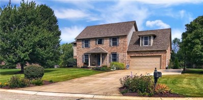 868 W Michaels Court, Fountaintown, IN 46130 - #: 21665322