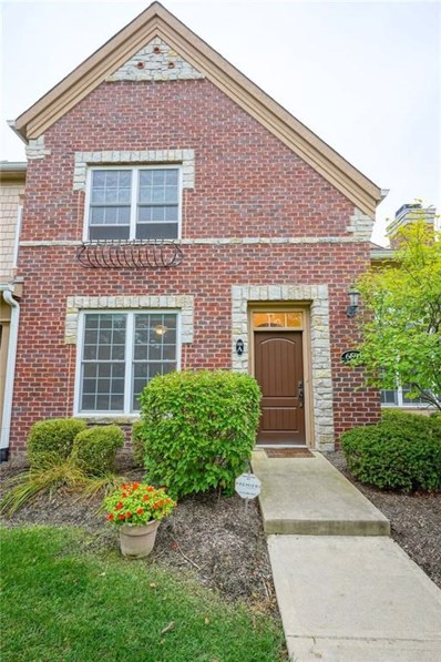 6691 Beekman Place UNIT Townhom>, Zionsville, IN 46077 - #: 21665489