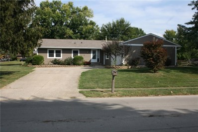 597 Meadow View Lane, Greenwood, IN 46142 - #: 21665504