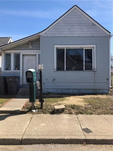 249 Detroit Street, Indianapolis, IN 46201 - #: 21665572