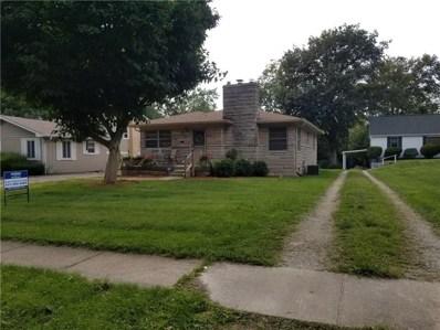 226 N Eaton Avenue N, Indianapolis, IN 46219 - #: 21665578