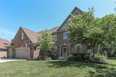 10308 Woods Edge Drive, Fishers, IN 46037 - #: 21665601