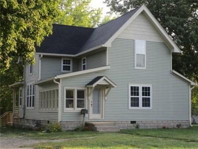1322 E Main Street, Crawfordsville, IN 47933 - #: 21665672