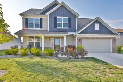 12636 Hideout Drive, Noblesville, IN 46060 - #: 21665681