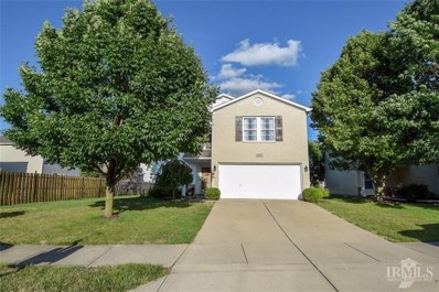 8348 S Shady Trail Drive, Pendleton, IN 46064 - #: 21665689