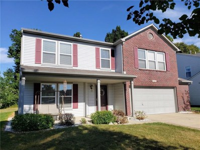 10168 Clear Creek Circle, Indianapolis, IN 46234 - #: 21665779