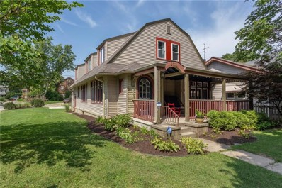 3906 Ruckle Street, Indianapolis, IN 46205 - #: 21665883