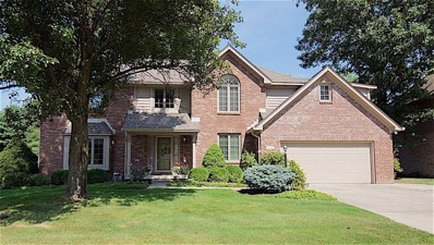 10132 Northwind Drive, Indianapolis, IN 46256 - #: 21665948