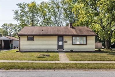 19 W William Drive, Brownsburg, IN 46112 - #: 21665992
