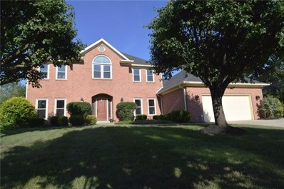 2283 Willow Lakes East Boulevard, Greenwood, IN 46143 - #: 21666026
