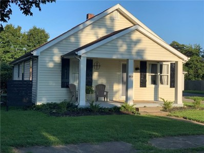 1809 Maple Street, Columbus, IN 47201 - #: 21666047