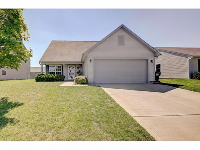 589 Grassy Bend Drive, Greenwood, IN 46143 - #: 21666167