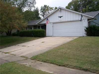 5802 Wheelhorse Drive, Indianapolis, IN 46221 - #: 21666254