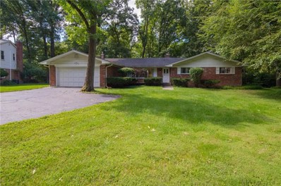 817 Holliday Lane, Indianapolis, IN 46260 - #: 21666273