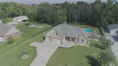 1070 W Creek Ridge Drive, Fountaintown, IN 46130 - #: 21666311