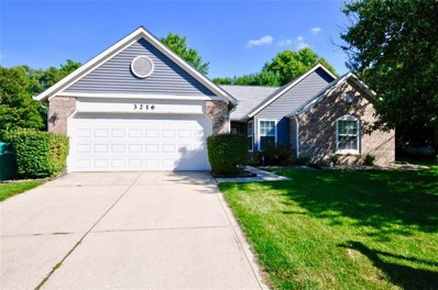 3216 Crickwood Drive, Indianapolis, IN 46268 - #: 21666405