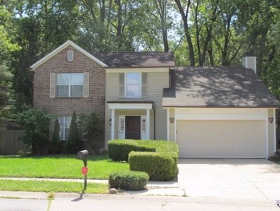 3201 Crickwood Drive, Indianapolis, IN 46268 - #: 21666449