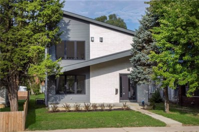 1106 N Beville Avenue, Indianapolis, IN 46201 - #: 21666660